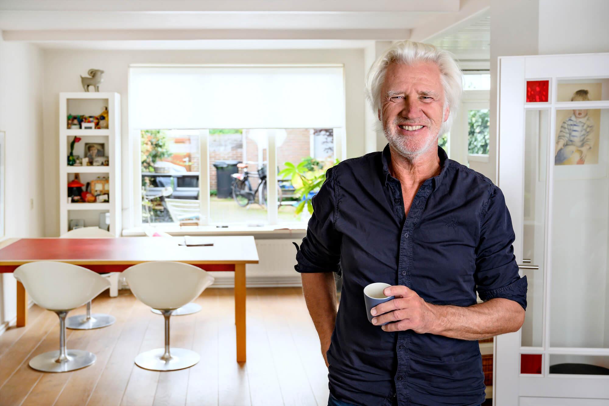 Hypotheek klantverhaal Nick Duindam - SNS Bank